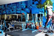 GRAFFITI GYM